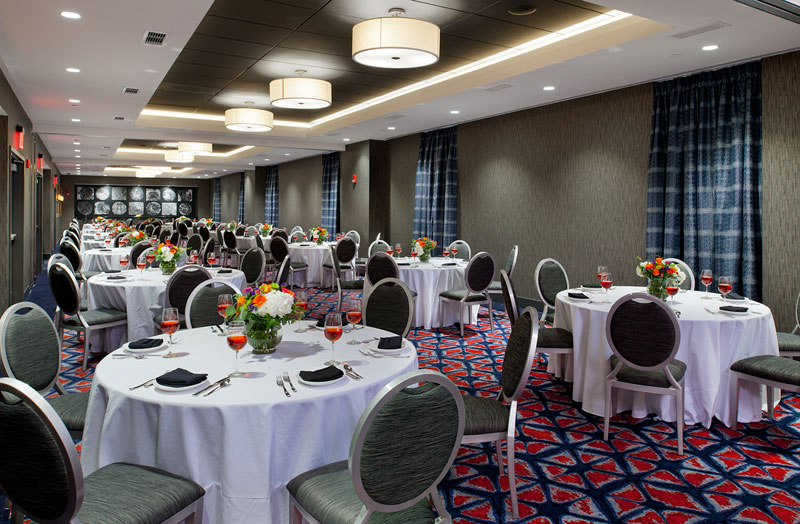 Hilton Garden Inn downtown Pittsburgh function room