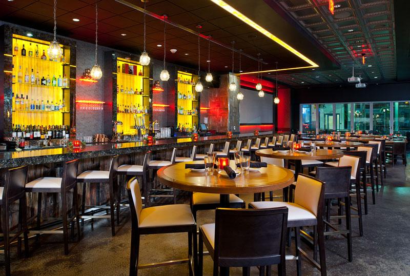Revel + Roost interior bar