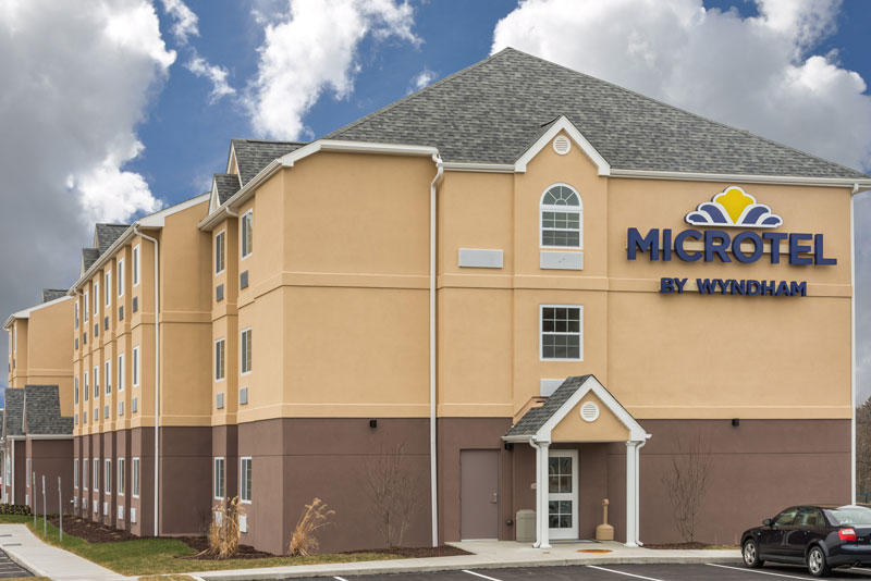 Microtel Inn & Suites by Wyndham Beaver Falls exterior